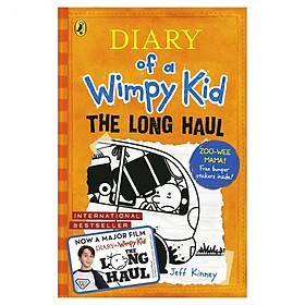 Diary of a Wimpy Kid #09: The Long Haul