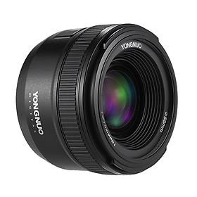 Ống Kính Tiêu Cự Cố Định AF/MF YONGNUO YN35mm F2N f2.0 Cho Nikon D7200, D7100, D7000, D5300, D5100, D3300,D3200