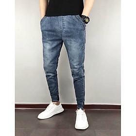 Quần jean nam đẹp dẫn đầu xu hướng Julido, mẫu mới form đẹp tôn dáng không quá ôm mẫu EQ01
