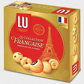 Bánh Assorted Cookies LU Hộp 540g