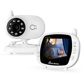 Máy Báo Khóc Baby Monitor Full HD 3,5inh – mbk05