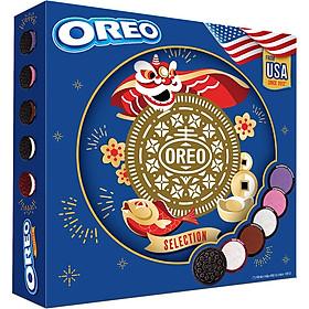 Bánh Oreo Selection Hộp Thiếc 199g