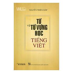 Từ Và Từ Vựng Học Tiếng Việt