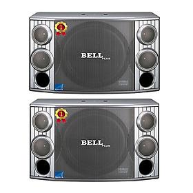 Loa karaoke và nghe nhạc 3 tấc KM- 1000 BellPlus (hàng chính hãng) 1 cặp