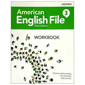 American English File: Level 3: Workbook