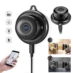 Camera IP Wifi mini V380 Full HD 1080P Hàng Nhập Khẩu