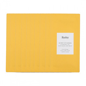 Combo 10 Gói Sample Dầu tẩy trang Huxley Cleansing Oil; Deep Clean, Deep Moist 3ml x10