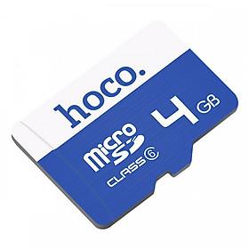 Thẻ Nhớ Hoco TF Micro-SD - 4GB - Hàng Chính Hãng