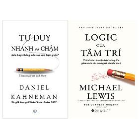 Combo Sách Tư Duy Nhanh Và Chậm + Logic Của Tâm Trí