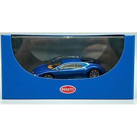Xe Mô Hình Bugatti Chiron 1:43 Autoart - 50911aa2 (Xanh )