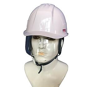 Mũ bảo hộ Hàn Quốc SAHM-1313 có kính