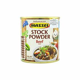 Hạt nêm Massel hương vị Bò Australia 100% không chứa bột ngọt - Nhập khẩu Australia