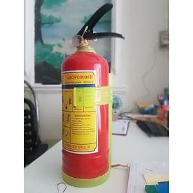 Bình Chữa Cháy Dạng Bột ABC MFZL2-2KG