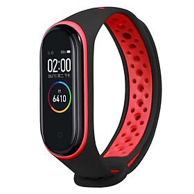 〖Follure〗Replacement Ventilate Sport Soft Wristband Wrist Strap For Xiaomi Mi Band 4