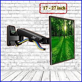 Giá Treo Màn Hình Máy Tính North Bayou F120 Màu Đen Lắp Cho Màn Hình LCD 17 inch - 27 inch Nhập Khẩu