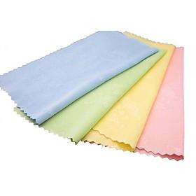 Combo 5 khăn lau kính đa năng, khăn lau kính cận, khăn lau kính mát (giao màu ngẫu nhiên)