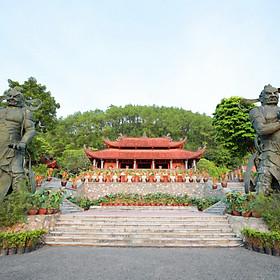 Tour Chùa Tam Chúc - Địa Tạng Phi Lai 01 Ngày, Khởi Hành Hàng Ngày