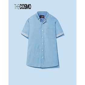 Áo Sơ Mi Nam The Cosmo CARSON DENIM SHIRT 3 Màu TC1022093