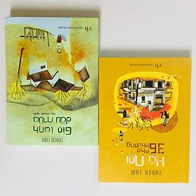Combo 2 cuốn Thạch Lam: Gió Lạnh Đầu Mùa + Hà Nội 36 Phố Phường