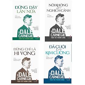 Bộ Sách Cùng Dale Carnegie Tiến Tới Thành Công (Bộ 4 Cuốn)