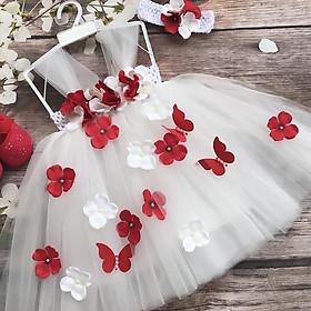 Váy tutu công chúa ️Quà tặng sinh nhật cho bé gái
