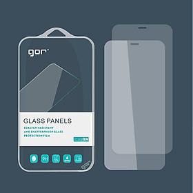 Bộ 2 miếng kính cường lực Gor cho iPhone 12 Mini / 12 / 12 Pro / 12 Pro Max - Full Box - Gor - Hàng nhập khẩu
