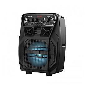 Loa Bluetooth Karaoke DS07 kèm 1 micro có dây - Hàng nhập khẩu