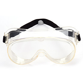 Safety Protective Goggles With Adjustable Wear Strap High Quality Glasses Prevent Saliva Splashing Anti-fog Antisand