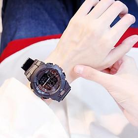 Đồng hồ đeo tay điện tử nam nữ unisex thời trang cá tính ZO45