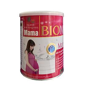 Sữa bột Biomi Mama - Dành cho phụ nữ mang thai & cho con bú