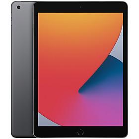 iPad 10.2 Inch WiFi 128GB (Gen 8) New 2020 - Hàng Nhập Khẩu Chính Hãng