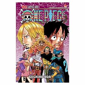 One Piece - Tập 84 (Bìa Rời)