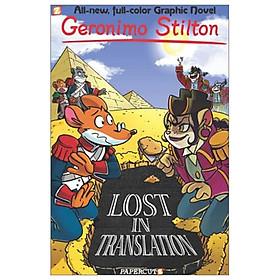 "Geronimo Stilton #19: ""Lost in Translation"""