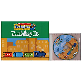 Reading Line Vocabulary Kit (With Cd)