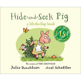 Hide-and-Seek Pig : A Lift-the-Flap Book