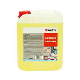 Dung dịch nước tẩy rửa đa năng đậm đặc Wurth Workshop Cleaner BMF 08931182 can 5 lít