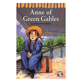 Compass Classic Readers 2: Anne Of Green Gables (With Mp3) (Paperback)