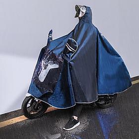 Áo mưa người lớn Xiaomi Qualitell, chống gió, chống ướt, phù hợp cho du lịch, cắm trại, đi bộ đường dài hay làm áo mưa đồng phục