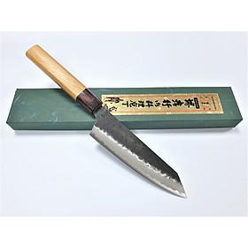 Dao Kyusakichi Blue steel Ken-santoku 160mm 1191 (Aogami Super)
