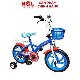 Xe đạp Nhựa Chợ Lớn 12 inch K105 - M1818-X2B - Giao màu ngẫu nhiên