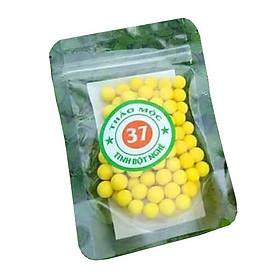 Viên tinh bột nghệ mật ong Thảo mộc 37 gói 100 viên