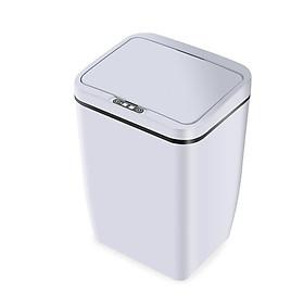 Thùng đựng rác thông minh 12 lít TORSOM TZL-12 tự động đóng mở sạch sẽ sang trọng