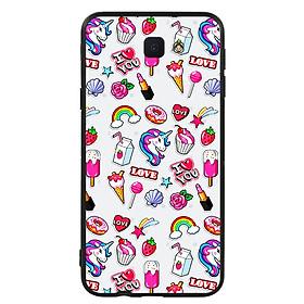 Ốp lưng viền TPU cao cấp cho điện thoại Samsung Galaxy J5 Prime -Sweet 02