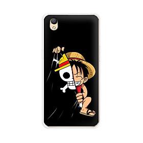 Ốp lưng điện thoại Oppo Neo 9 (A37)  - 01099 7848 DAOHAITAC02 - One Piece - Silicone dẻo - Hàng Chính Hãng