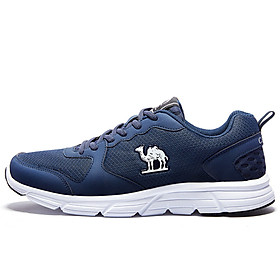 Camel (CAMEL) sneakers men and women couples casual breathable running shoes jogging shoes A712357085 blue 39