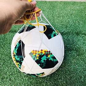 Quả bóng đá, trái banh số 5 (tặng kim bơm túi lưới)