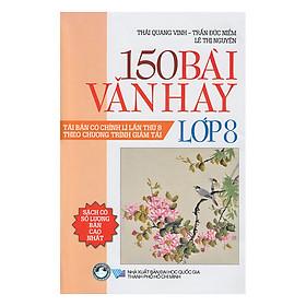 150 Bài Văn Hay Lớp 8