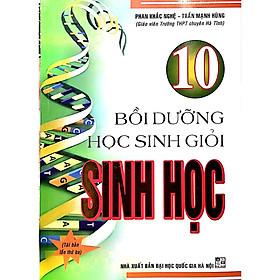 Hình đại diện sản phẩm Bồi Dưỡng Học Sinh Giỏi Sinh Học 10 (Tái bản)