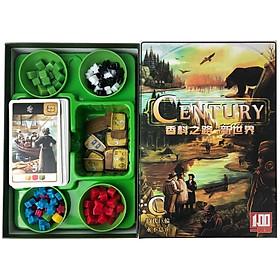 Đồ Chơi Board Game Century - A New World Phiên Bản Mới