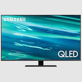 Smart Tivi QLED Samsung 4K 50 inch QA50Q80A Mới 2021